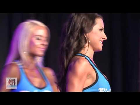 Australian Women's Natural Body Sculpting Fitness, Bikini, Figure Competition 2015