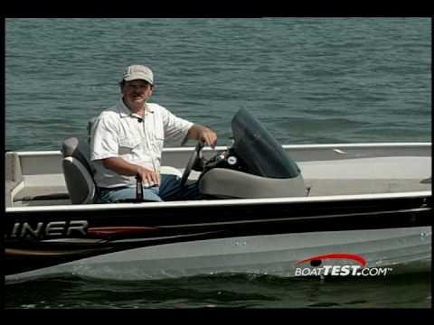Crestliner 1600 Boat Tests - By BoatTest.com