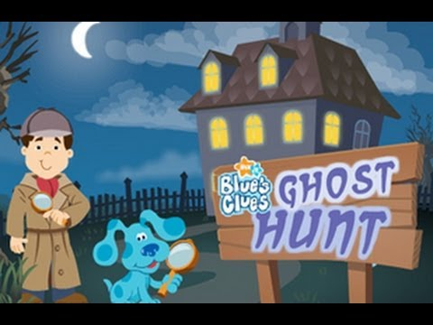 Blue's Clues Ghost Hunt - YouTube