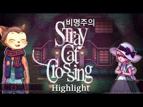 [스트레이 캣 크로싱 하이라이트] 2016년도판 옥비명 (Stray Cat Crossing)