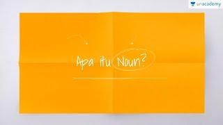 Noun (Kata Benda) (Bahasa Inggris - kelas X- SMA, SBMPTN)