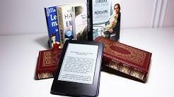 Test de la Kindle d'Amazon [français]