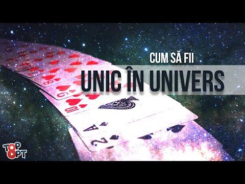Cum să fii UNIC în UNIVERS