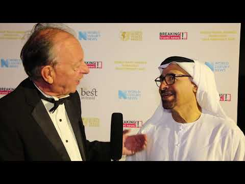 Nasser Al Nowais, chairman of the board of directors, Rotana Hotels