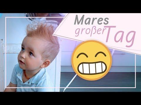 Mares geht zum Frisör / Sein zweiter Geburtstag / 16.6.18 / FRAU_SEIN