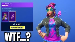 This Shop is SO different.. Fortnite ITEM SHOP (October 23) Oblivion Skin is back + Criterion!!