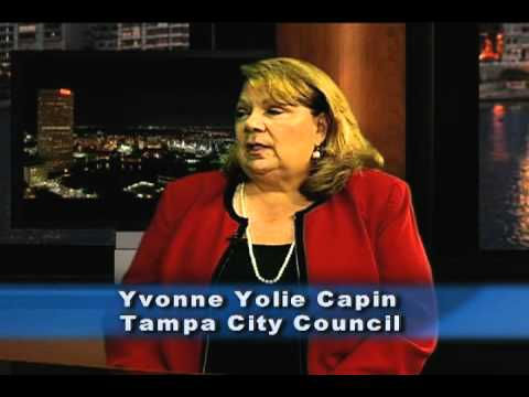 Spotlight on Government:  Tampa City Council Yvonne Yolie Ca