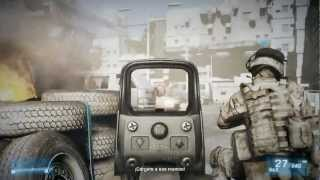 Battlefield 3 Gameplay GTX 560 SC - AMD FX 6100 - 8Gb 1600Mhz