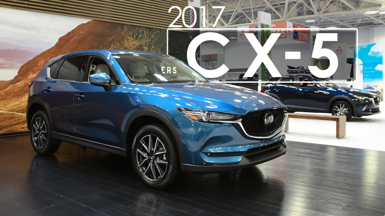 Twin City Mazda >> 2017 Mazda Cx 5 Twin Cities Auto Show Youtube