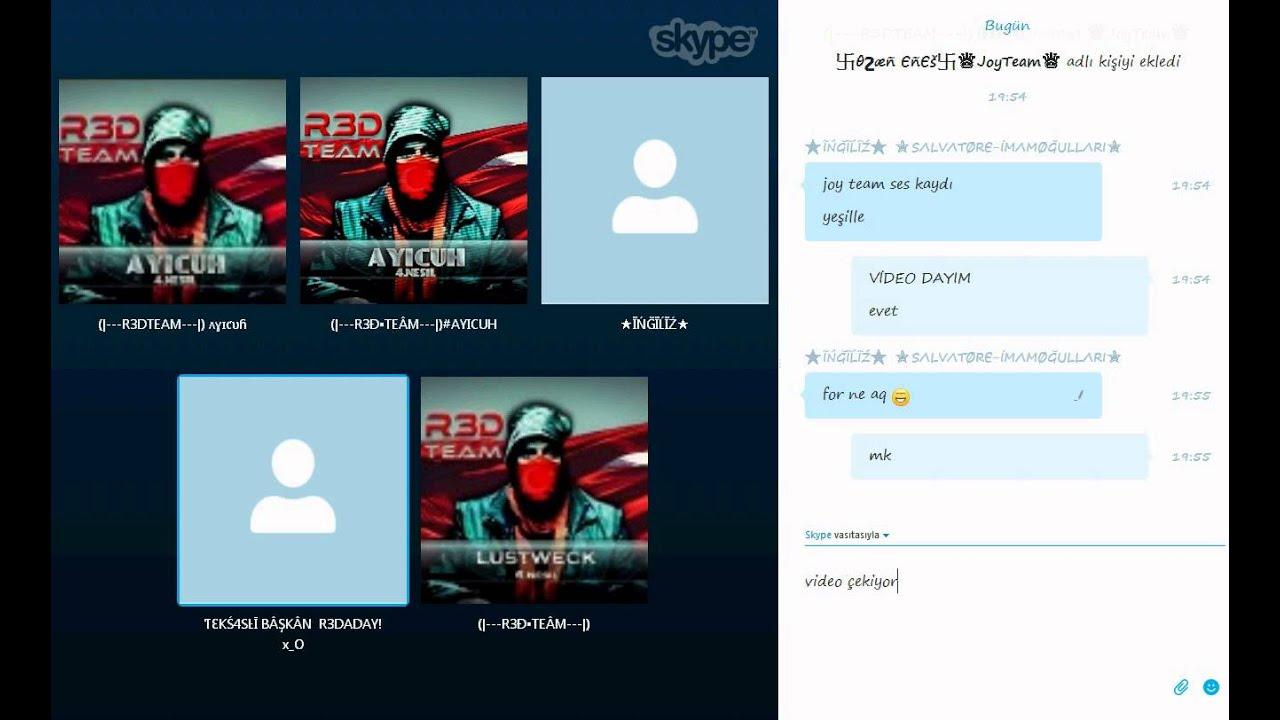 Skype seks