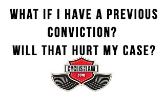 What If I Have A Previous Conviction? Will That Hurt My Case?  - Austin Personal Injury Attorneys
