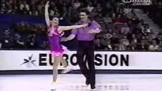 Oksana Kazakova & Artur Dmitriev - 1996 World Championships - SP