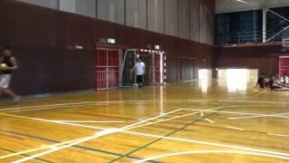 Handball-サイドシュート