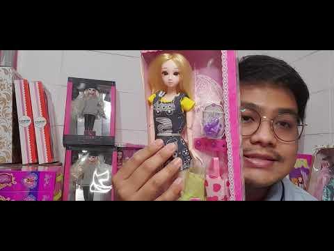 บาบี้ ตุ๊กตาบาร์บี้เจ้าหญิง ตุ๊กตาแต่งตัว บลายธ์ ราคาน่ารัก ขายบาร์บี้ ราคาถูกมาก