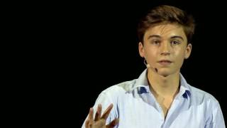 No matter how old you are, you must forge your own path   Guillaume Benech   TEDxParis