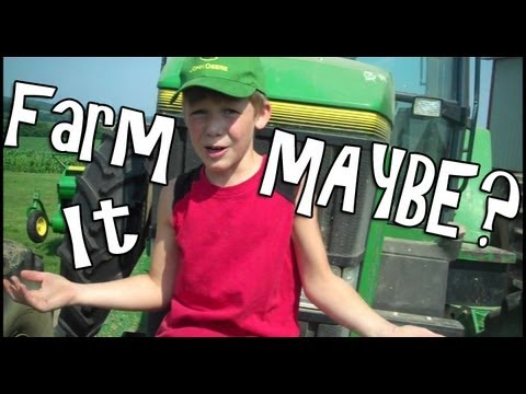 """Farm It Maybe"" - Lil Fred, ""Call Me Maybe"" Parody - Carly Rae Jepsen"