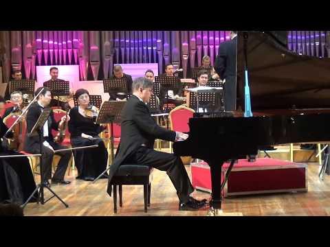 Oleg Marshev plays Rachmaninoff's Piano Concerto No.2, Op.18, II Adagio sostenuto