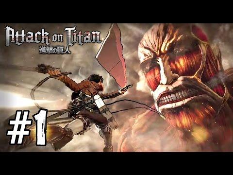 [Attack on Titan : Part1] คนยักษ์ 60 เมตรเปิดศึก!!