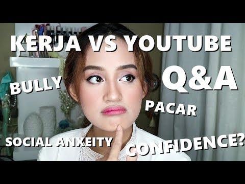 Q&A : Percaya Diri, Life Goals, Bullying | Nadya Aqilla | Indonesia