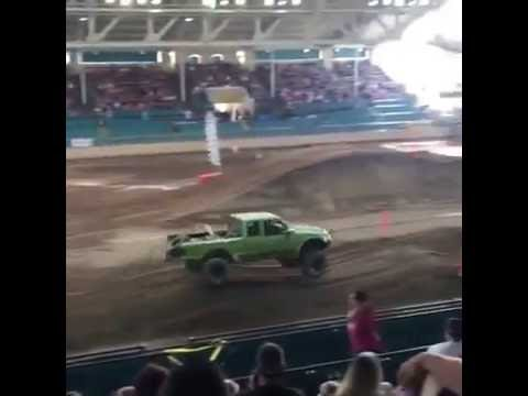 FACEBOOK LIVE:  Truck Trend at the Del Mar Fairgrounds Tuff Trucks