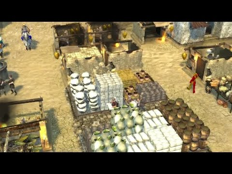 Stronghold Crusader II - Time-Lapse Trailer from YouTube · High Definition · Duration:  1 minutes 50 seconds  · 12,000+ views · uploaded on 8/15/2014 · uploaded by IGN