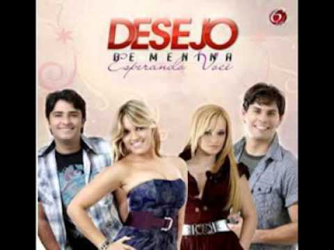 Desejo de Menina CD 06 - Esperando Você (Completo)