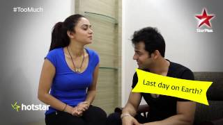 Nach Baliye 7: Amruta - Himmanshoo tell us about their favourite stress buster!