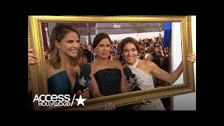 Maura Tierney Reveals She Broke The Bed During A Sex Scene On 'The Affair' | Access Hollywood
