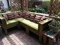 Homemade Patio Furniture