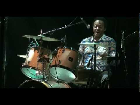 The Jamal Thomas Band - Groove Live (Official)
