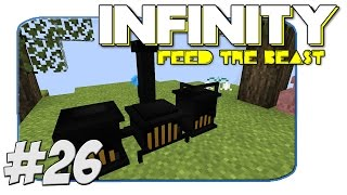 FTB Infinity - Starting Witchery - Part 26