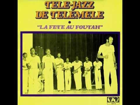 ''La Fête au Foutah'' - Tele-Jazz de Telemele 1980 (SLP 74) 1980