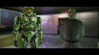 Halo Combat Evolved Mission 1: The Pillar Of Autumn