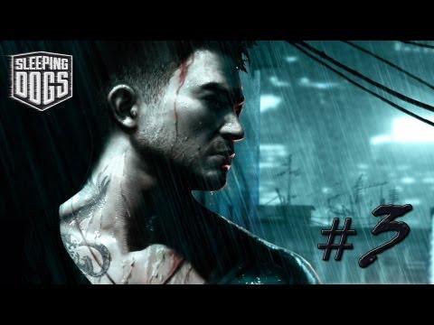 Смотреть прохождение игры Sleeping Dogs. Nightmare in Northpoint DLC. #3 - Веселый кот. [ФИНАЛ]