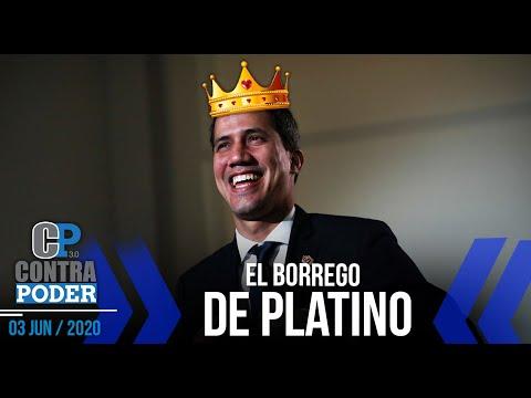 GUAIDÓ RECONOCE A MADURO | Contra Poder | José Colina | Esteban Hernández | 1 de 2