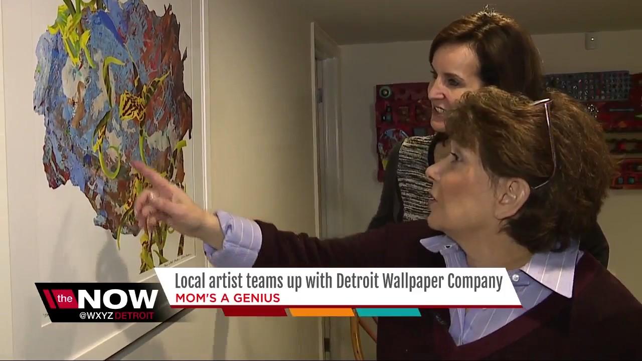 Mom's a Genius: Bloomfield Hills artist
