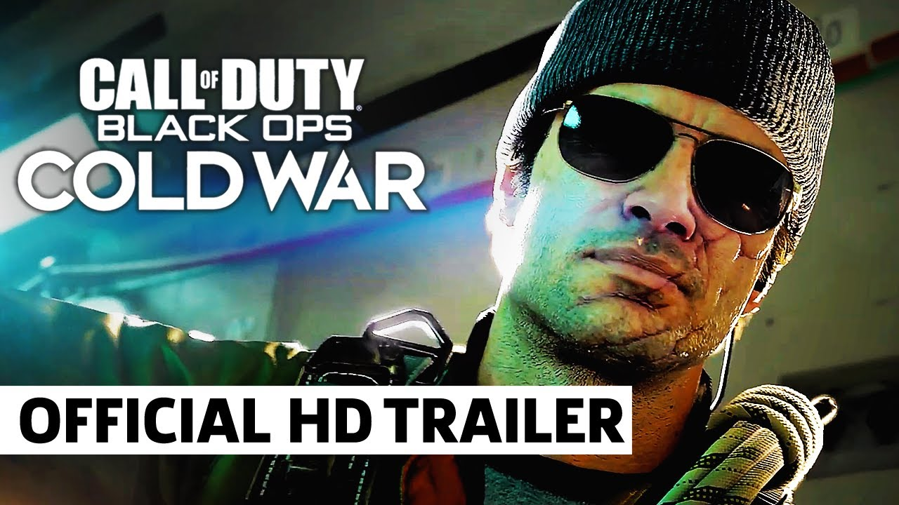Call Of Duty Black Ops Cold War Official Multiplayer Reveal Ps5 Gameplay Trailer Youtube