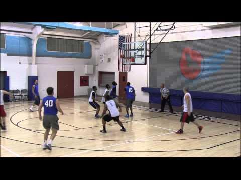 G3T Buck3ts vs Cash Money - Eastpark Lake Game4 11-20-13