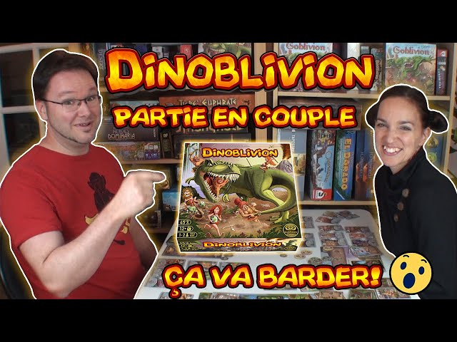Dinoblivion : Partie en Duel