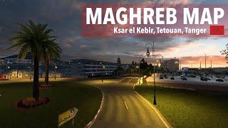 Maghreb Map 0.1 (Beta) | Euro Truck Simulator 2 1.41