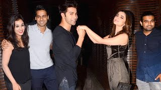 Badrinath Ki Dulhaniya GRAND Success Party 2017 Full Video   Alia Bhatt,Varun Dhawan