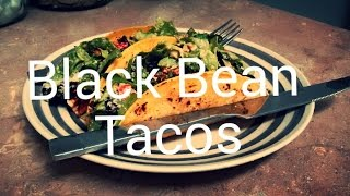 Lunch With An Endomorph: Black Bean Tacos