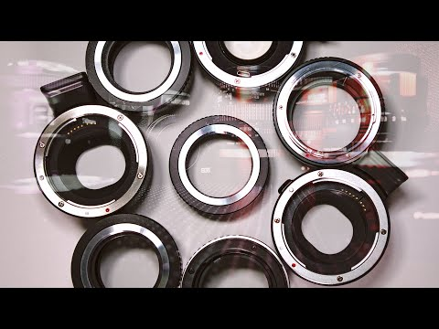 Lens Adapters For Mirrorless Cameras   How And Why Guide