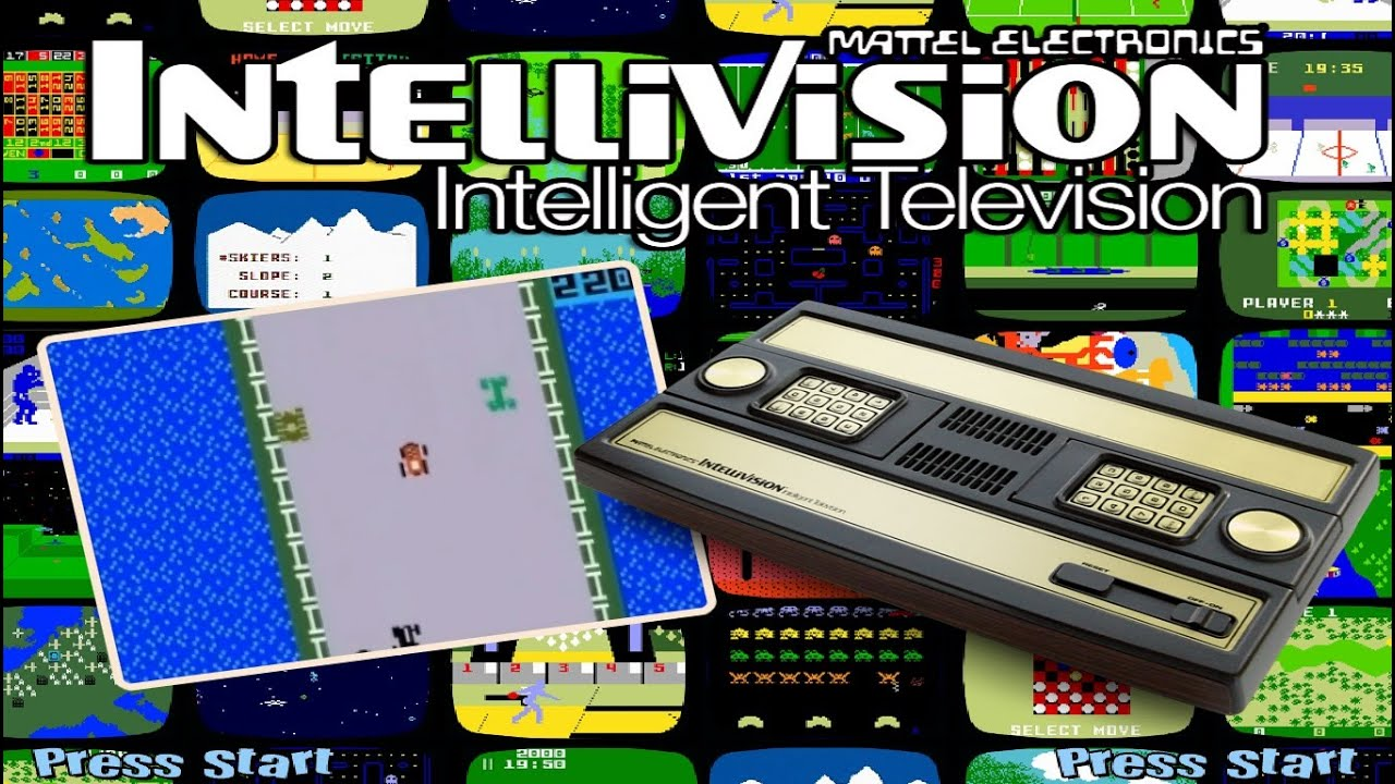 Hyperspin Intellivision System Pack | Welcome to the Intellivision