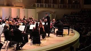 09.12.2018 Tchaikovsky Concert Hall. Тимофей Владимиров / T.Vladimirov Poulenc/ Ken-David Masur