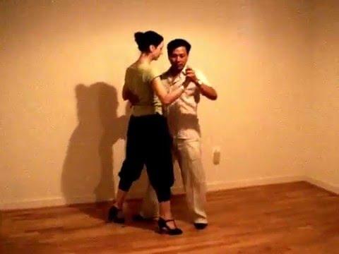 Khieu Vu: Tango Argentine  ( Practice)