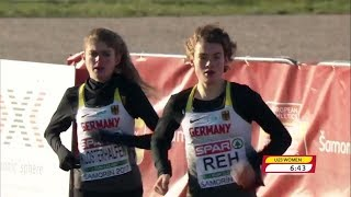 European Cross Country Championships Samorin 2017 - U23 Women