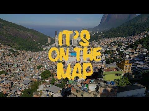 How Google Maps is changing Rio de Janeiro's slum-like favelas