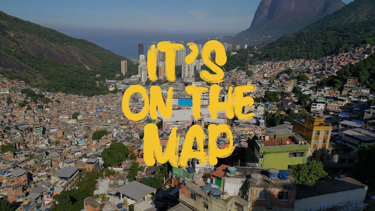 How Google Maps is changing Rio de Janeiro\'s slum-like favelas
