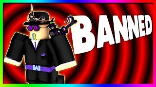 the FIRST time i EVER got BANNED from ROBLOX...